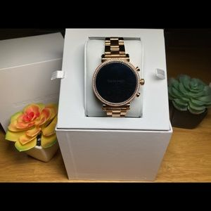 Michael Kors Sophie Gen4 smart watch